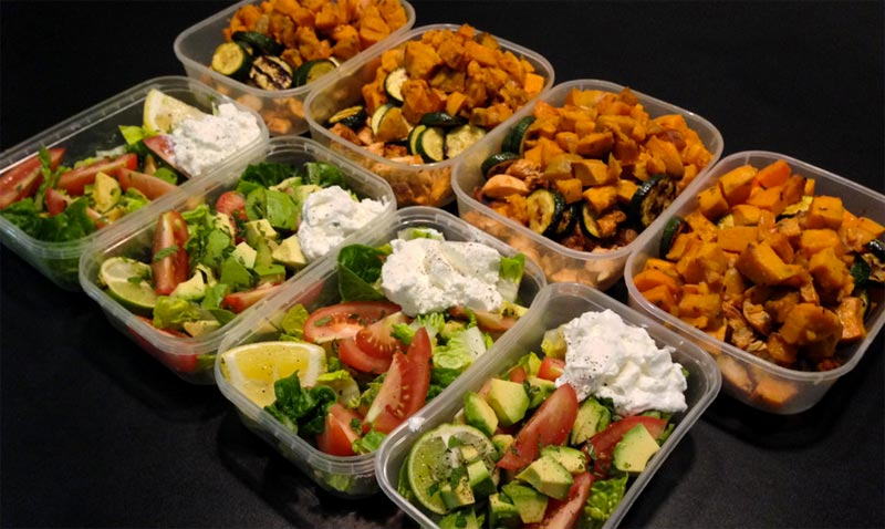 Your Meal Prep Guide to a Quick, Healthy Breakfast foto