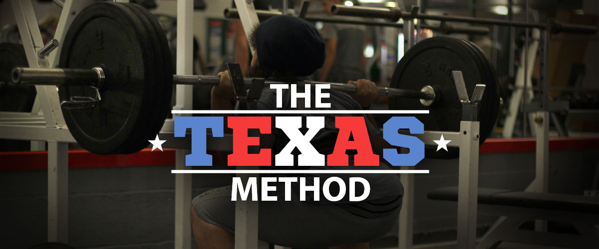 Texas Method: Intermediate Strength Training - TrainEatGain com