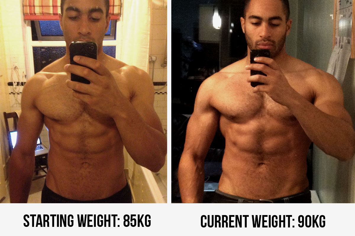 How to build muscle on a paleo diet traineatgain my results malvernweather Choice Image