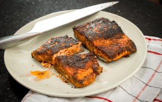 Blackened Salmon Recipe