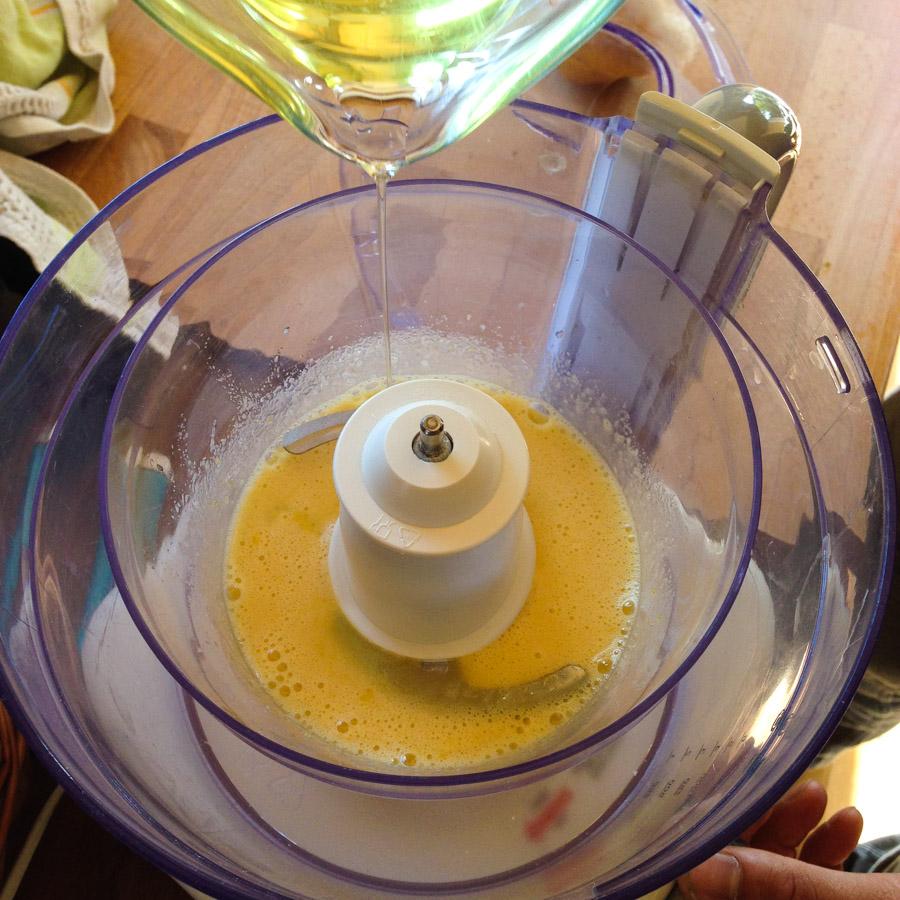 Healthy Homemade Mayonnaise - TrainEatGain.com