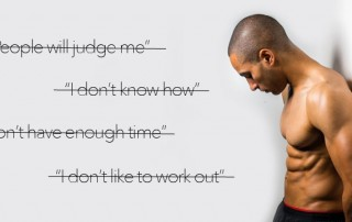 Negative Thoughts Gym Motivation