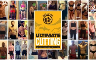 Cutting Challenge Collage