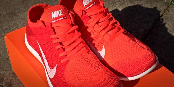 Nike Free Flyknit 4.0 5