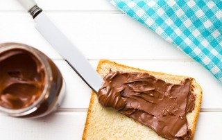 Clean Eating Nutella Recipe