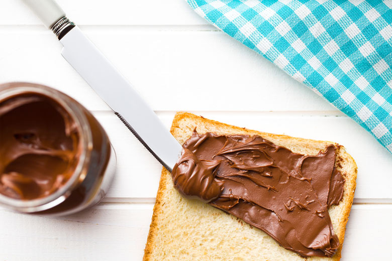 Clean Eating Nutella