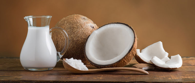 Coconut Oil - one of the best healthy cooking oils