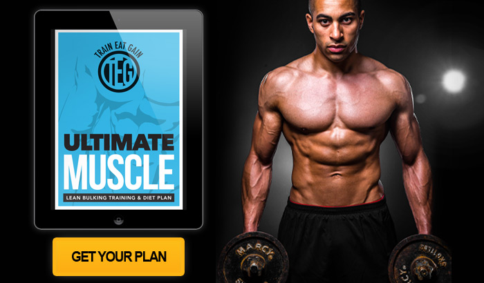 TEG Ultimate Bulking Plan - Start Your Bulk!