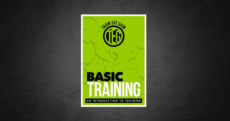 TEG Basic Training – Out Now!