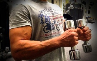 Tempo and Tension with Dumbbells