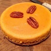 Pecan Caramel & Pumpkin Protein Pie