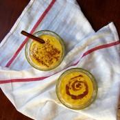 Pumpkin Protein Dessert Recipe