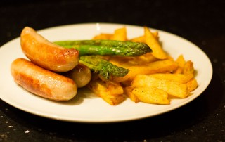 MuscleFood Chicken Sausages Recipe