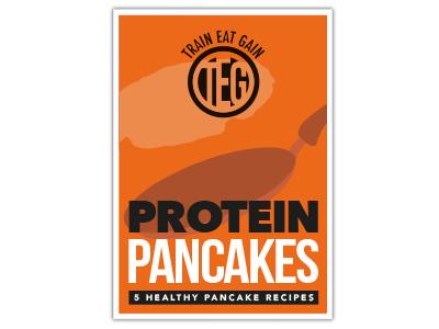TEG Protein Pancakes Recipe Pack