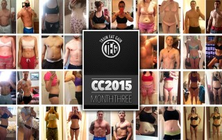 CC2015 Transformation of the Month March Results