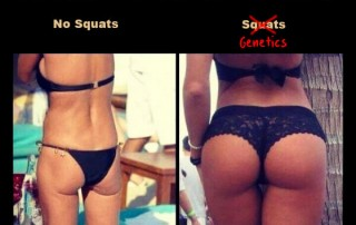 She Squats Bro - How to Build a Booty