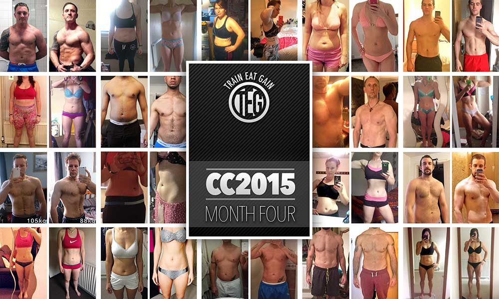 CC2015 Transformation of the Month