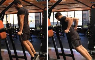 Triceps Dips
