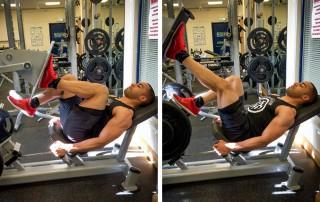 Single Leg Press