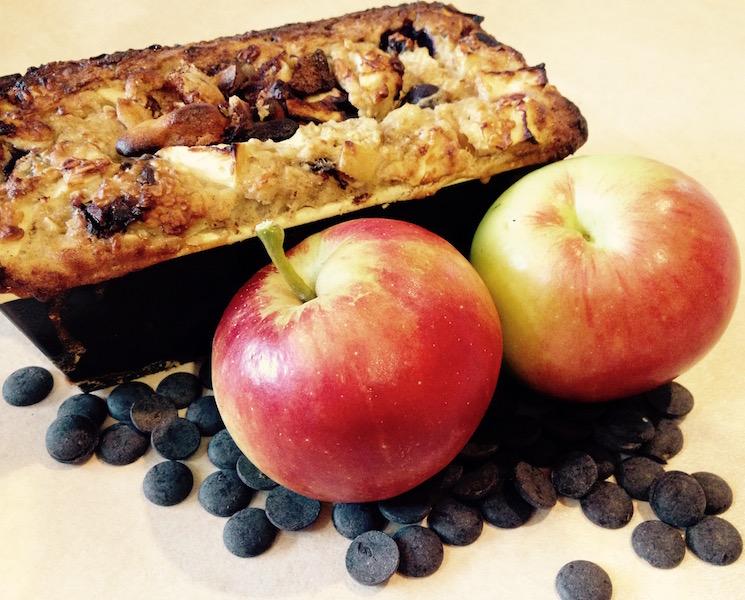 Apple & Berry Gooey Baked Oats