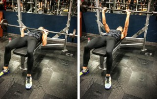 Close Grip Bench Press