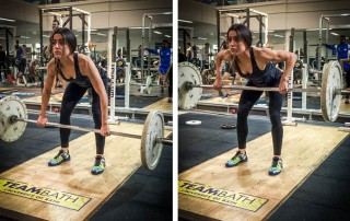 Barbell Bent Over Row
